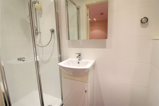 Shower Room of Willowford, Yateley, Hampshire GU46