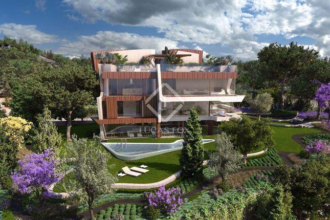 Thumbnail Villa for sale in Spain, Barcelona, Barcelona City, Zona Alta (Uptown), Pedralbes, Bcn4227