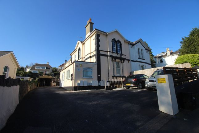 Thumbnail Flat to rent in Windsor Road, Torquay