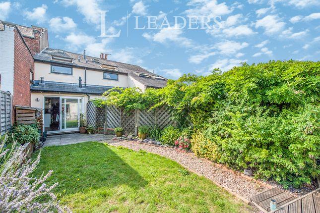 3 bed terraced house to rent in Short Street, Leckhampton, Cheltenham GL53