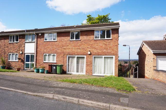Thumbnail Semi-detached house for sale in Sandmere Rise, Wolverhampton