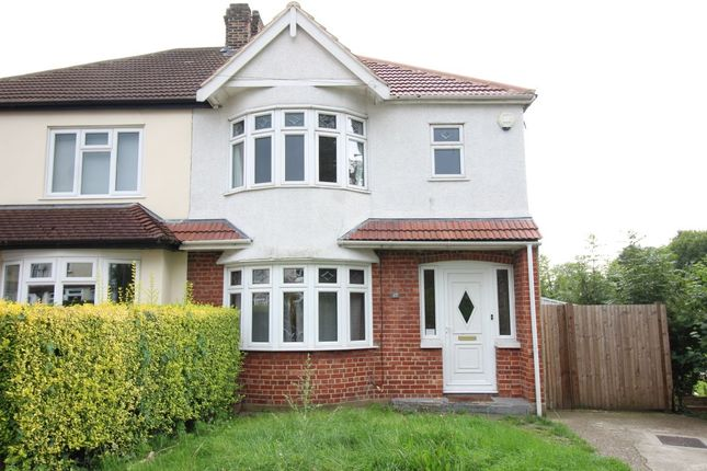 Thumbnail Semi-detached house to rent in Camborne Road, Welling