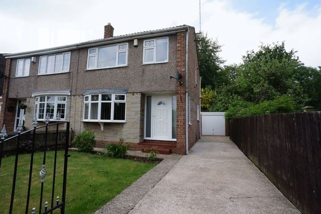 3 bed semi-detached house for sale in Arncliffe Drive, Knottingley