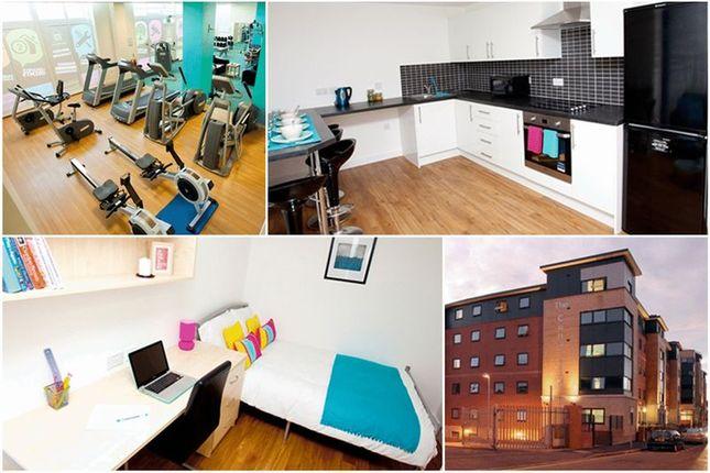 Thumbnail Flat to rent in Lower Loveday Street, Birmingham