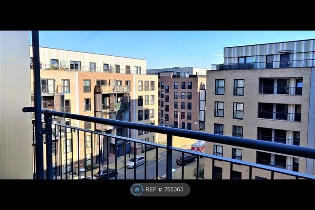 Balcony of Wave Court, Romford RM7