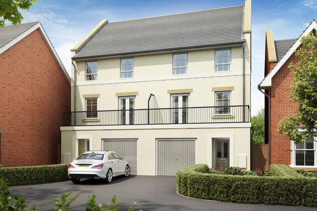 """Thumbnail Semi-detached house for sale in """"Sevenoaks"""" at Gloucester Road, Patchway, Bristol"""
