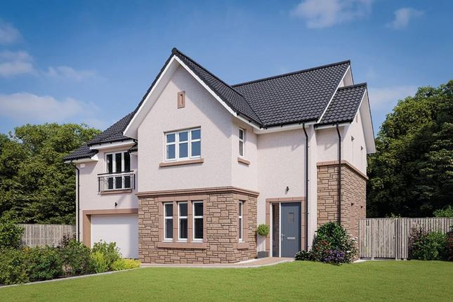 "Thumbnail Detached house for sale in ""The Logan"" at Browncarrick Drive, Ayr"