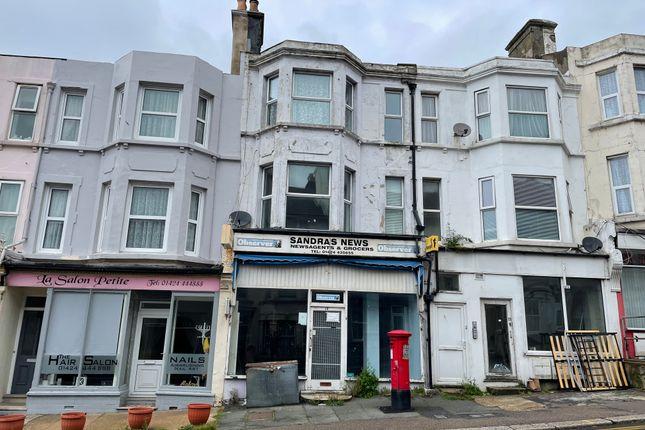 Thumbnail Retail premises for sale in Mount Pleasant Road, Hastings