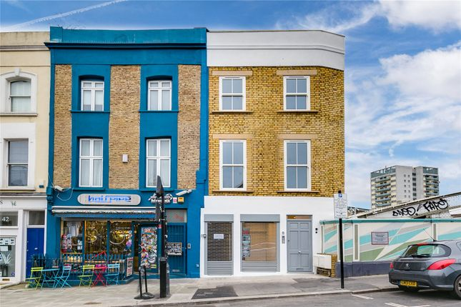 Thumbnail End terrace house for sale in Golborne Road, North Kensington, London