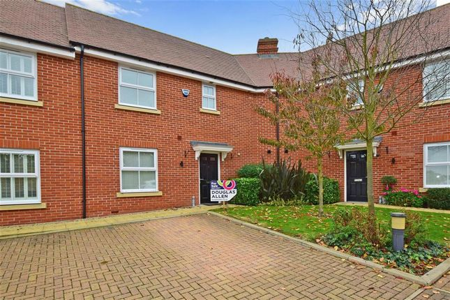 Thumbnail Terraced house for sale in Bell Hill Close, Billericay, Essex