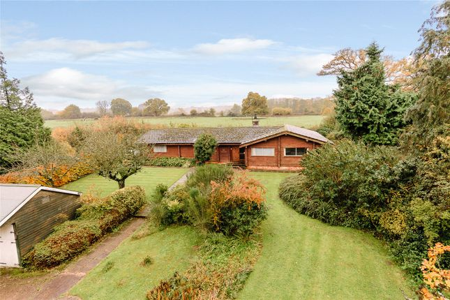 Thumbnail Detached bungalow for sale in Foxley Lane, Binfield, Berkshire