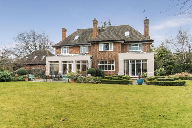 Thumbnail Detached house for sale in Greenhills Road, Charlton Kings, Cheltenham