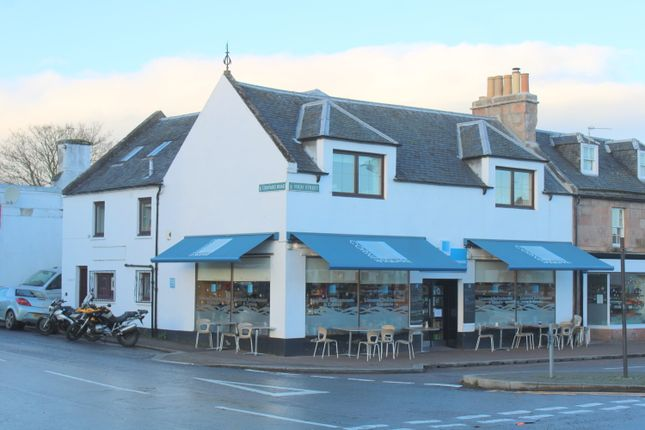 Thumbnail Restaurant/cafe for sale in Corner On The Square, 1 High St, Beauly, Inverness-Shire