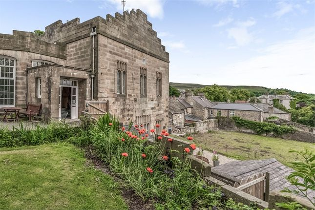 Thumbnail Maisonette for sale in The Castle, Stanhope, Bishop Auckland, Durham