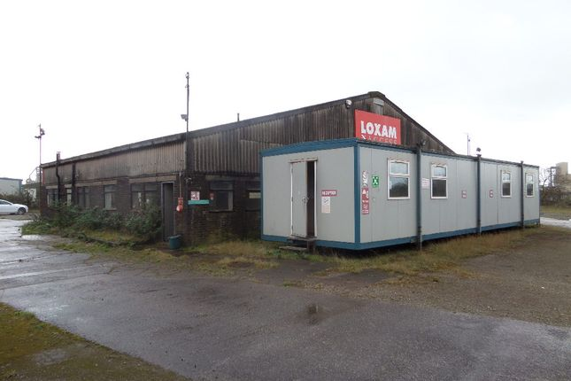 Thumbnail Industrial to let in Llewellyn's Quay, Port Talbot