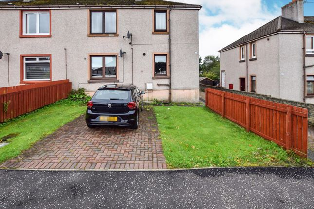 Front View of Kingshill Road, Shotts ML7