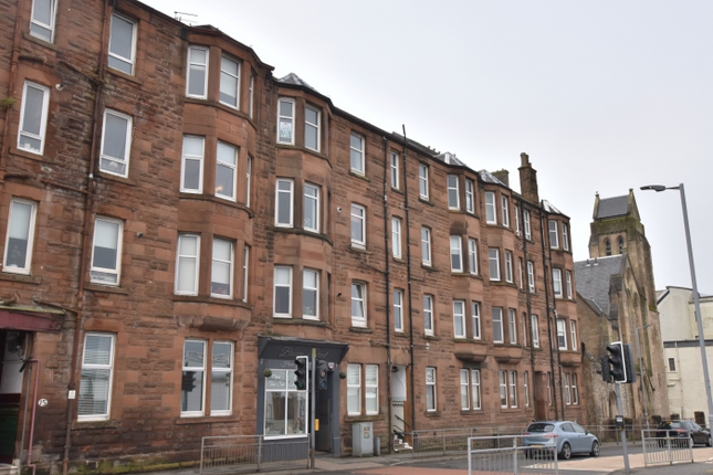 Thumbnail Flat for sale in 15 Brown Street, Port Glasgow
