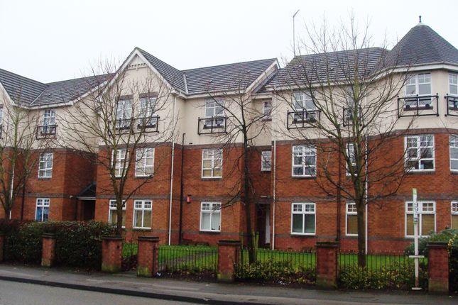 Thumbnail Flat to rent in Park Way, Rubery, Birmingham