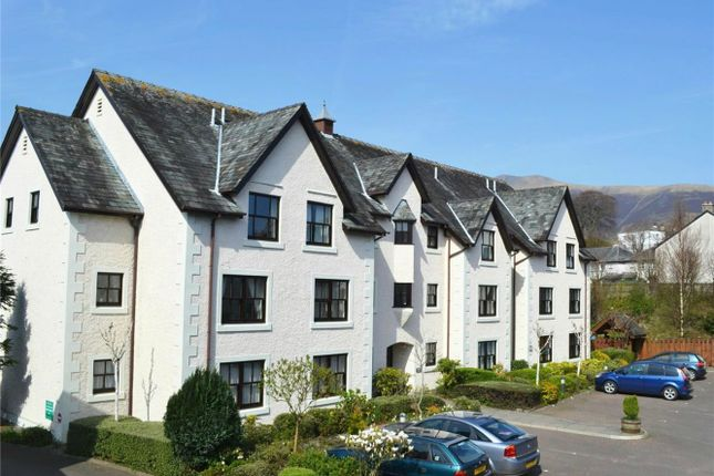 2 bed flat for sale in 15 Hewetson Court, Main Street, Keswick, Cumbria