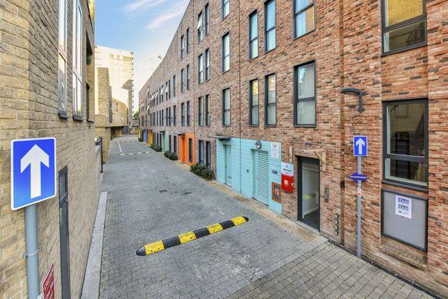 External (Main) of Austin Street, London E2