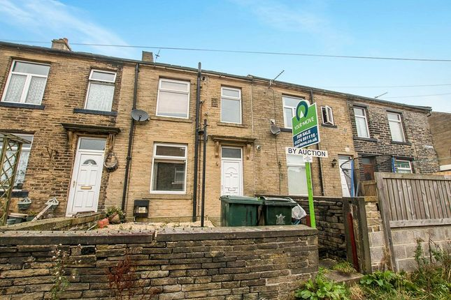 Thumbnail Terraced house to rent in Albert Street, Queensbury, Bradford
