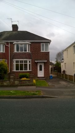 Thumbnail Semi-detached house to rent in Harrowby Road, Ford Houses