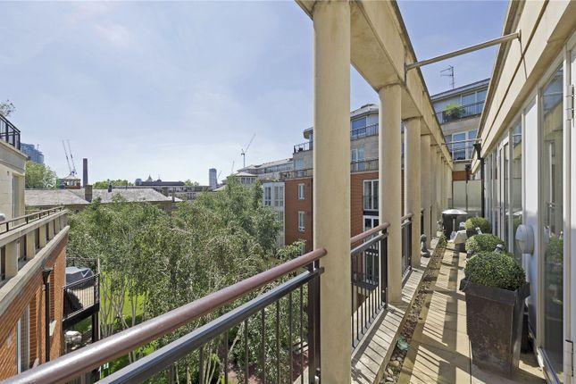 Thumbnail Flat for sale in Blore House, Coleridge Gardens, London