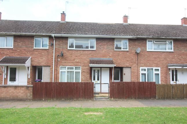 Thumbnail Terraced house to rent in Manorbier Drive, Llanyrafon, Cwmbran
