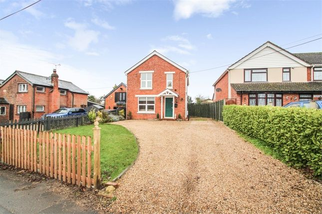 Thumbnail Detached house for sale in Winsor Road, Winsor, Southampton, Hampshire