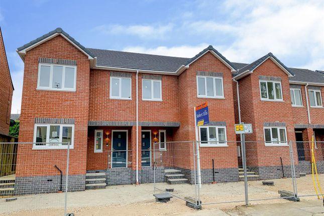Thumbnail Semi-detached house for sale in Bailey Street, Stapleford, Nottingham