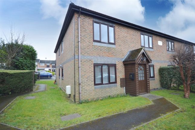 Thumbnail Maisonette for sale in Wetherby House, York Road, Camberley