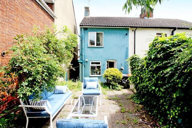 Thumbnail End terrace house for sale in Wing Road, Leighton Buzzard