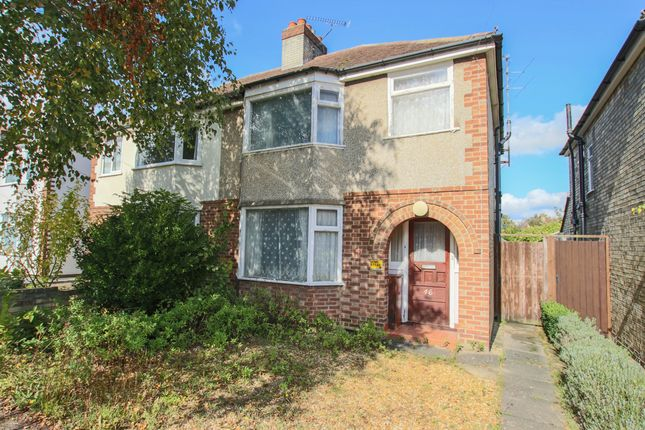 3 bed semi-detached house for sale in Langham Road, Cambridge