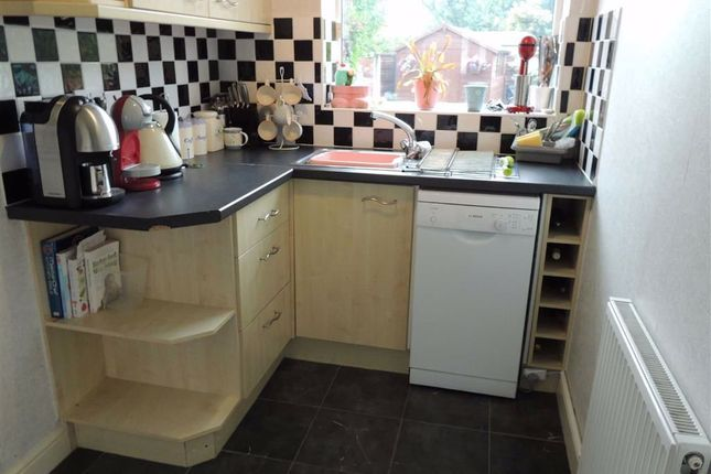 Extended Kitchen of Wythburn Road, Heaviley, Stockport SK1