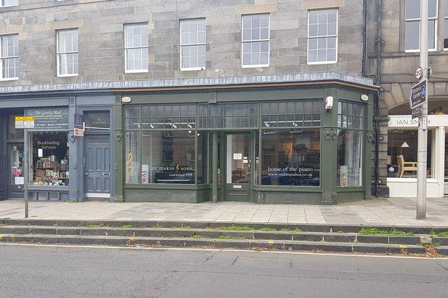 Thumbnail Retail premises for sale in Summer Place, Edinburgh