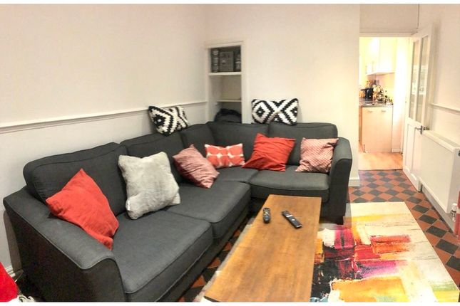 4 bed terraced house to rent in Tewkesbury Street, Cathays, Cardiff CF24