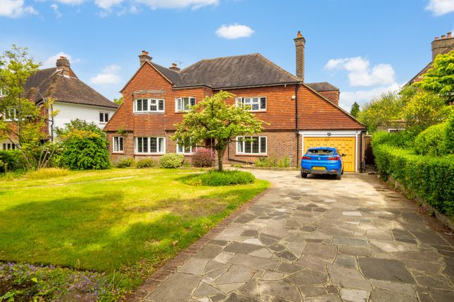 Thumbnail Detached house for sale in The Downsway, Sutton