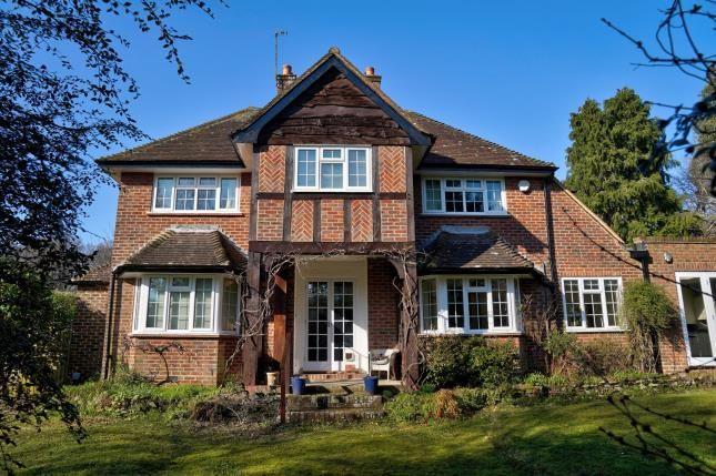 Thumbnail Detached house for sale in Carron Lane, Midhurst, West Sussex, .