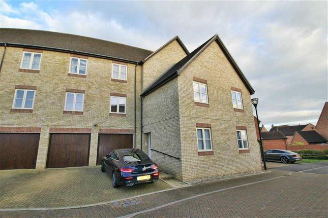 Thumbnail Flat to rent in Canonbury, Monkston Park, Milton Keynes