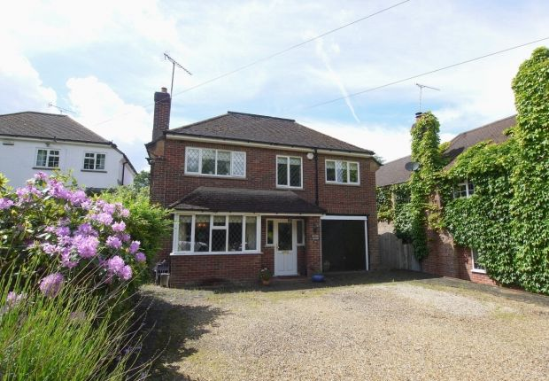 Thumbnail Detached house for sale in Cold Arbor Road, Riverhead, Sevenoaks