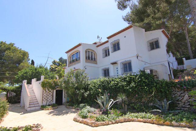 6 bed villa for sale in Rebaldi, Javea, Alicante, Spain