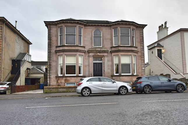 Thumbnail Flat for sale in Newton Street, Greenock
