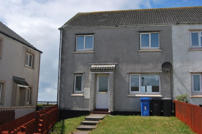 Thumbnail End terrace house for sale in Baille Na Cille, Balivanich, Isle Of Benbecula