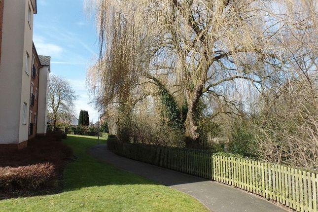 Gardens of Chancery Court, Newport TF10
