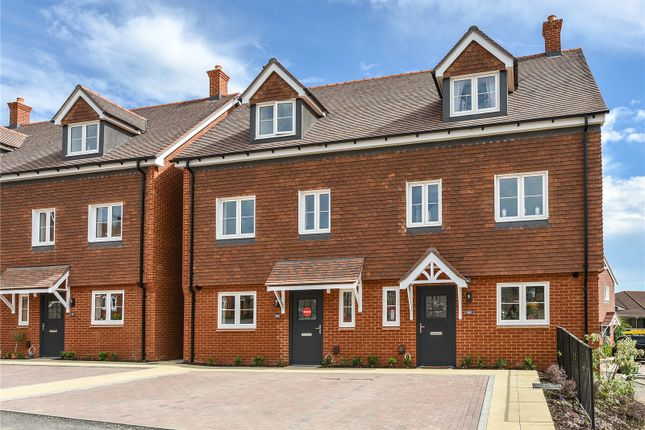Thumbnail Semi-detached house for sale in Aurum Green, Crockford Lane, Chineham, Hampshire