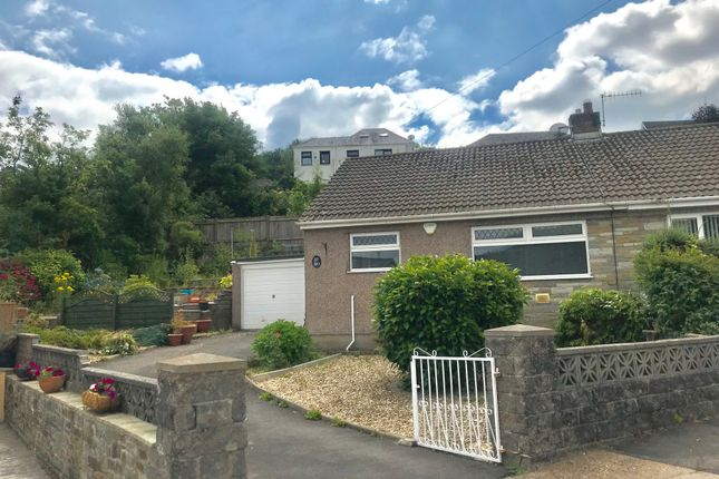 Thumbnail Semi-detached bungalow for sale in St Annes Drive, Tonna, Neath