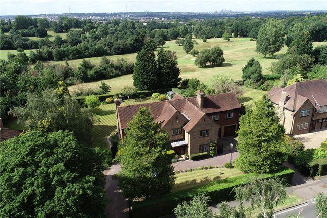 Thumbnail Detached house for sale in Oaks Road, Croydon