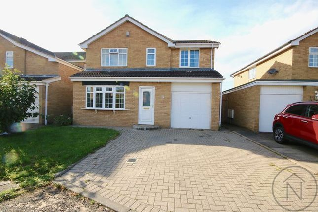 Thumbnail Detached house for sale in Southwell Green, Darlington