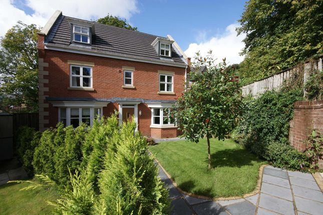 Thumbnail Property for sale in Clarendon Gardens, Bromley Cross, Bolton