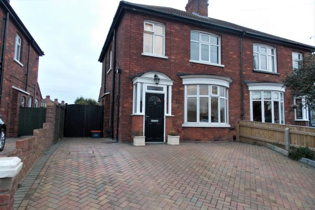 Thumbnail Semi-detached house to rent in Taylors Avenue, Cleethorpes